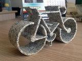 大理石自行车